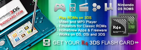 R4 3DS cartridge