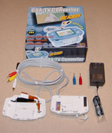 gba tv concerter kit