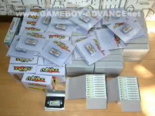GBA Flash Advance Xtreme 512M Card