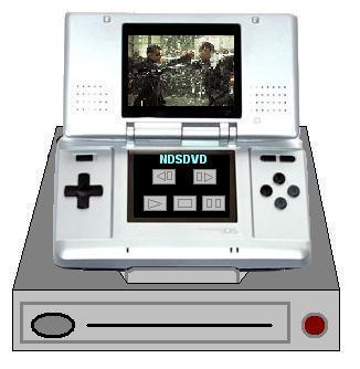 Nintendo DS DVD Player