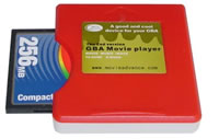 GBA Movie Player NDS