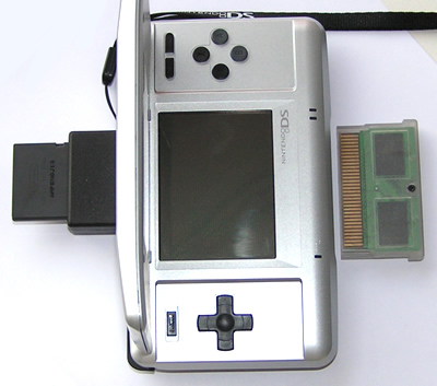 how to play roms on nintendo ds