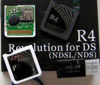 R4 DS Revolution Roms R4DS