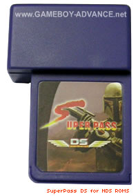 nds superpass key