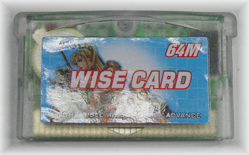 Gba Wisebox  U0026 Wise Card Box