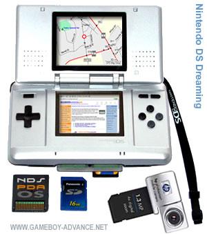 JXD S5800 Testing NDS emulator - YouTube